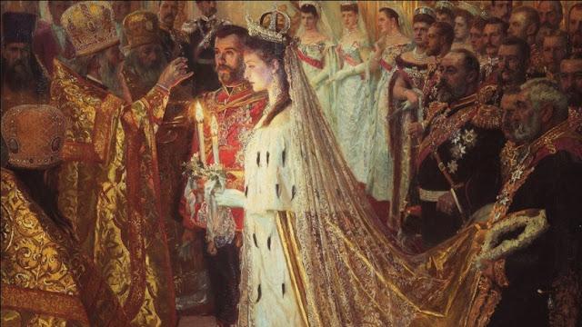 Perkahwinan Nicholas dan Alix