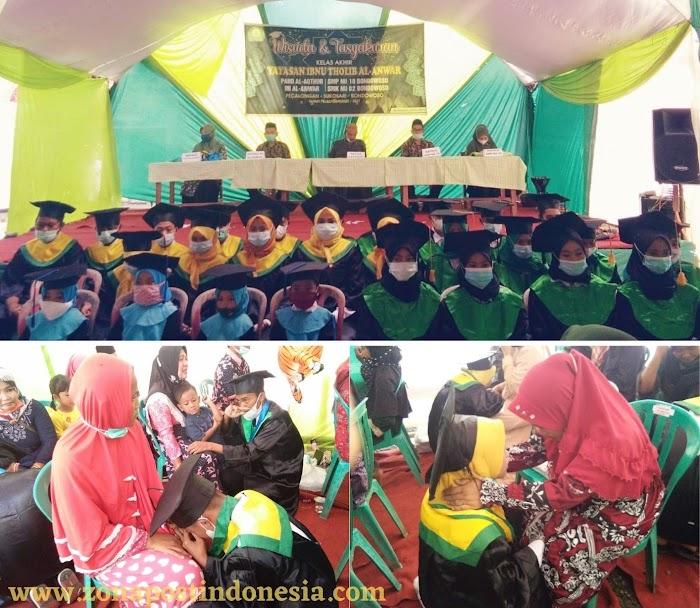 Banjir Air Mata, Wisuda dan Tasyakuran Yayasan Ibnu Tholib Al Anwar