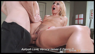 Aaliyah Love, Veruca James & Danny D