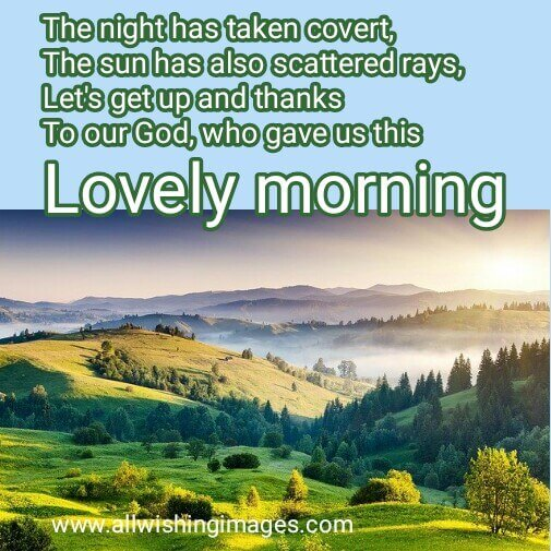 morning quotes with images
