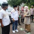 Menaker Kunjungi Kelompok Wirausaha Sekar Langit di Desa Bajong - Bukateja