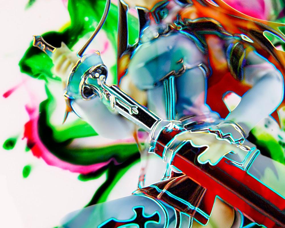 Fine Art of Asuna Sword Art Online Toy