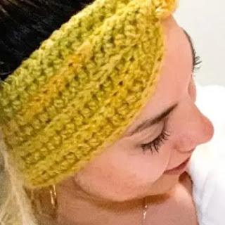 Gorro y cintillo a Crochet