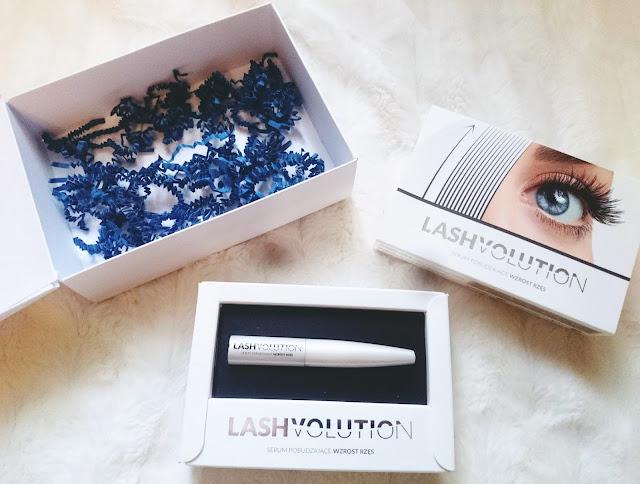 LashVolution, odżywka do rzęs