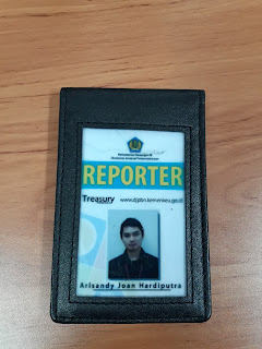 Batch Reporter Treasury Indonesia Arisandy Joan Hardiputra