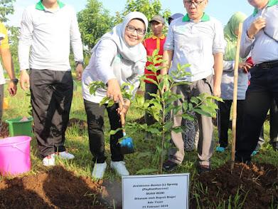 Cegah Bencana Alam, Bupati Bogor Ade Yasin Ajak Ibu-ibu Peduli Lingkungan