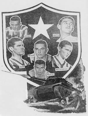 O Botafogo venceu até Hitler