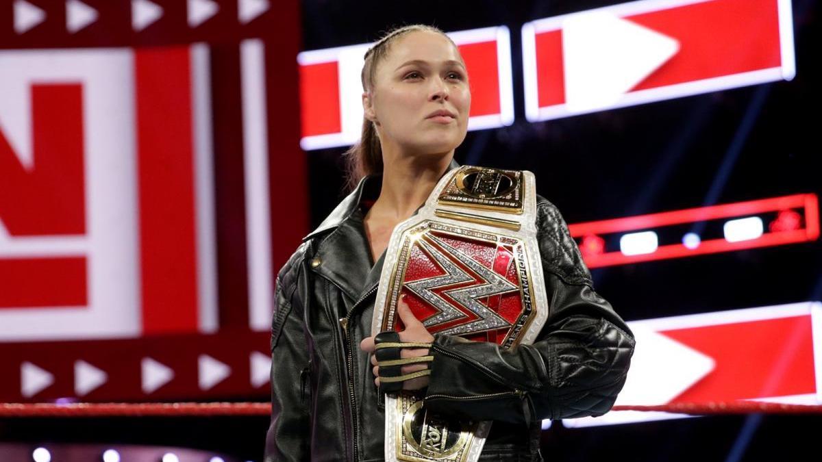 """Ronda Rousey publica """"teaser"""" sobre possível retorno a WWE"""