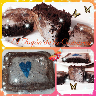 BROWNIE DE OREO FACIL Y DELICIOSO