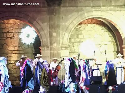"""Kúrpides de San Juan Nuevo en """"K'uinchekua"""" la Fiesta Grande de Michoacán"""