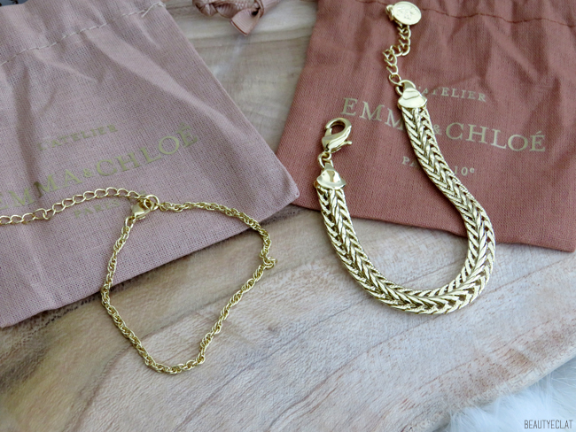 box bijoux emma chloe decembre 2020 bracelets