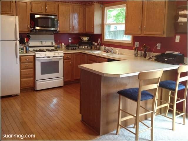 مطابخ خشب 22 | Wood kitchens 22