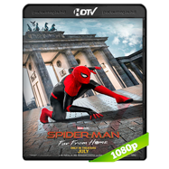 Spider-Man: Lejos de casa (2019) HDRip 1080p Audio Dual Latino-Ingles