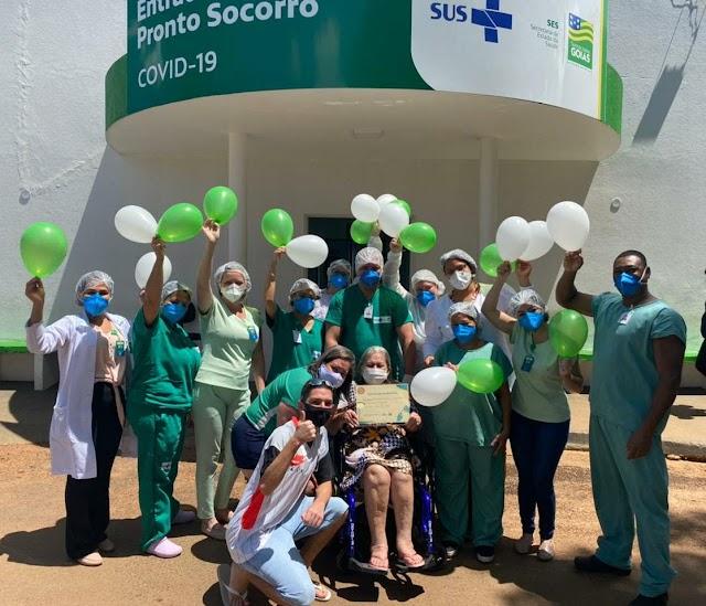 O Hospital Regional de Formosa registra 25 altas na última semana