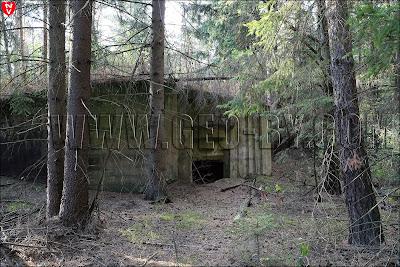 Второй немецкий бункер