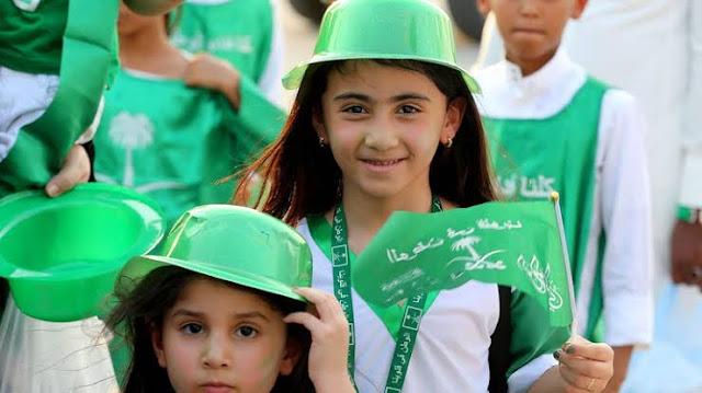 Arab Saudi Ranking 3 Negara Paling Bahagia, Indonesia Tak Ada dalam Daftar