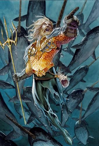 Aquaman en cómics
