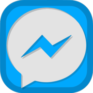 messenger social button