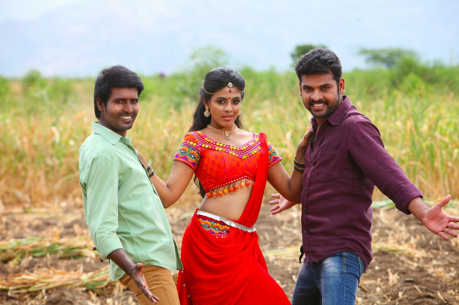 Oru Oorla Rendu Raja 2014 Hot Video Songs 1080p HD Youtube Watch Online