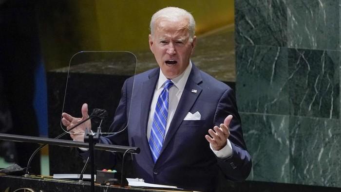Yakin Islam-Yahudi Bisa Berdamai, Joe Biden: Saya Ingin Palestina dan Israel Jadi Negara 'Demokratis'