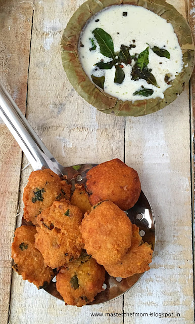 Paruppu Vadai | How to make Paruppu Vadai at home | Festival Special Recipe | Stepwise Pictures | Glutenfree and Vegan Recipe