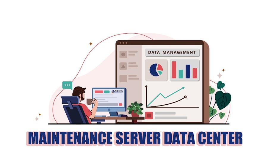 MAINTENANCE SERVER DATA CENTER