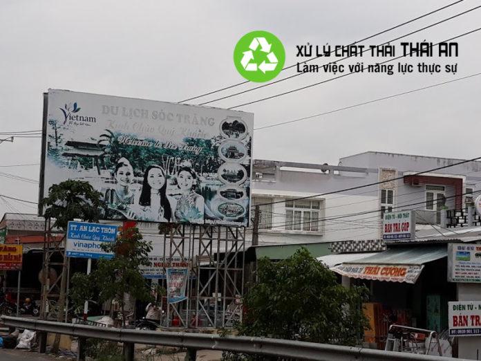 Công ty xử lý chất thải tại Sóc Trăng