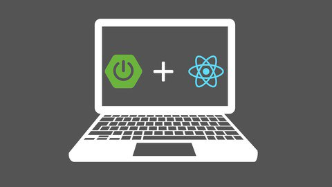 FullStack Application Spring Boot and React [Free Online Course] - TechCracked