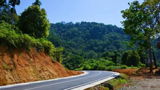 Jalan Nipah – Teluk Bayur Akan Dibangun 3 Rest Area
