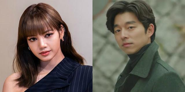 Gong Yoo, BLACKPINK'ten Lisa'nın onu ideal tip olarak seçmesine karşılık verdi