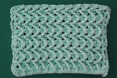 4 - Crochet Imagen Puntada especial para abrigos y jerseys por Majovel Crochet