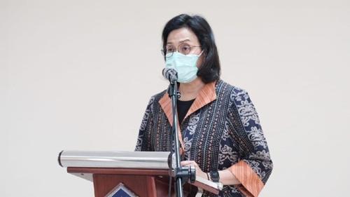 PPKM Darurat, 8 Juta Keluarga Akan Terima BLT Desa Rp 300.000 Per Bulan, Begini Penjelasan Sri Mulyani
