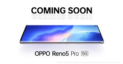 11 ก.พ. นี้ เตรียมพบกับ OPPO Reno5 Pro 5G ที่สุดของสมาร์ทโฟน 5G ระดับพรีเมี่ยมที่ถ่ายวิดีโอ Portrait สวยที่สุด