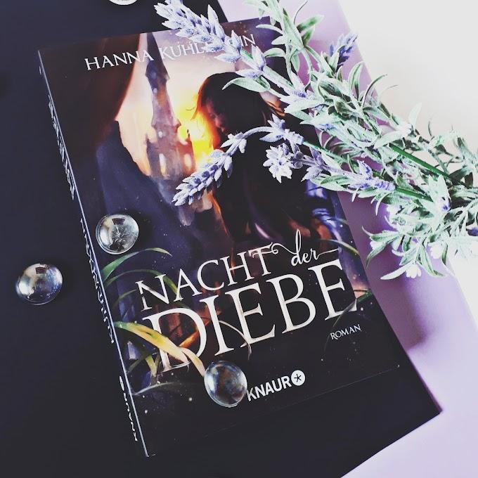 [Rezension] Nacht der Diebe von Hanna Kuhlmann