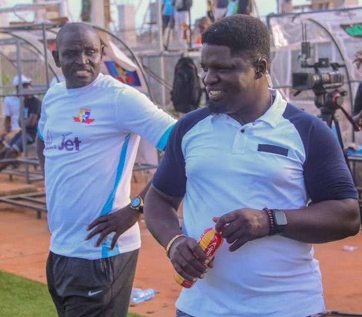 Remo Stars FC Coach Daniel Ogunmodede Joins Portuguese Side