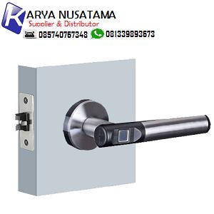 Jual Kunci Pintu Akses Jari Minimalist Fingerprint Door Lock di Tanggerang