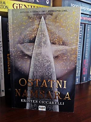 """Kristen Ciccarelli, """"Ostatni Namsara"""""""
