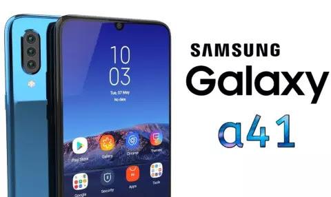 जाने Samsung Galaxy A41 स्मार्टफोन के इंटरेस्टिंग फैक्ट्स के बारें में