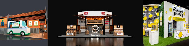 best exhibit solution trade show exhibition booth expo table
