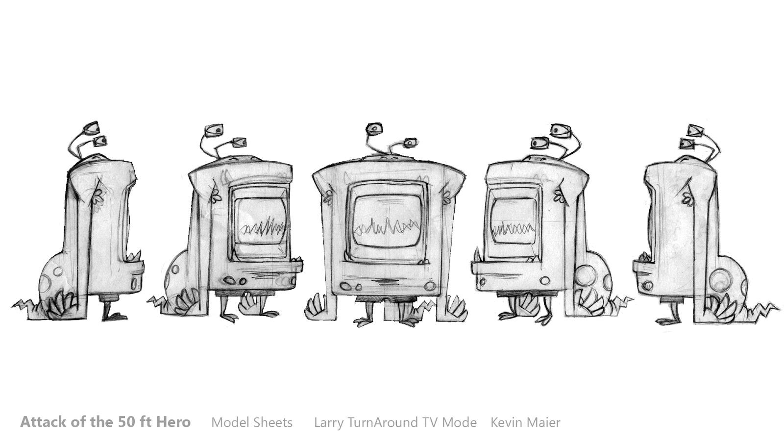 Kevin Maier's Sketch Blog: 2013