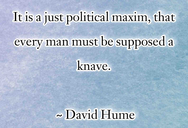 Famous Quotes by David Hume
