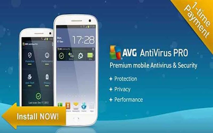 AVG AntiVirus PRO Android Security F.u.l.l - Diệt virut cho Android