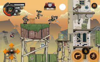Metal Soldiers 2 MOD APK v1.0.3 + OBB Data Terbaru Gratis