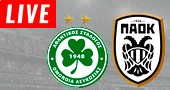 PAOK Salonika LIVE STREAM streaming