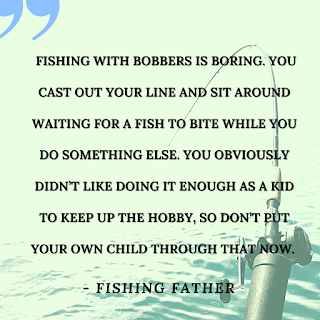 quote about fishing