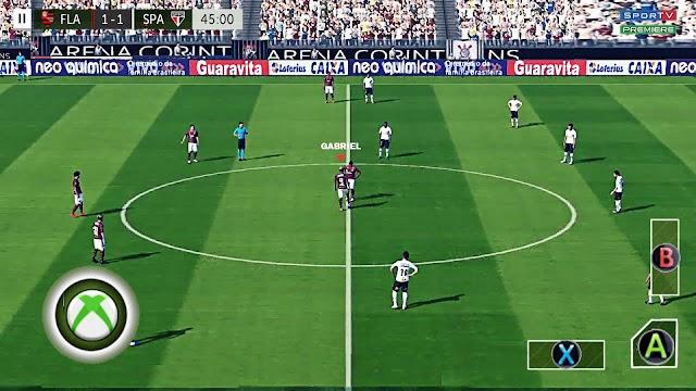 Baixar Fts 19 Android jogo de futebol offline