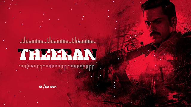 Theeran BGM - Ringtone | Original Background Theme Music - MP3 Download