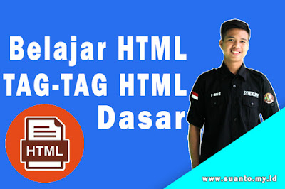Belajar HTML : Pengertian Tag, Elemen, dan Atribut dalam HTML