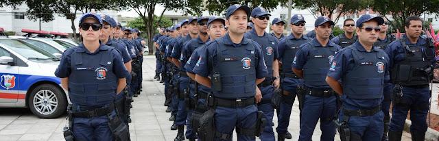 Vila Velha (ES) ganha mais de 100 policiais da Guarda Municipal