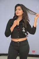 Neha Deshpandey in Black Jeans and Crop Top Cute Pics Must see ~  Exclusive Galleries 040.jpg